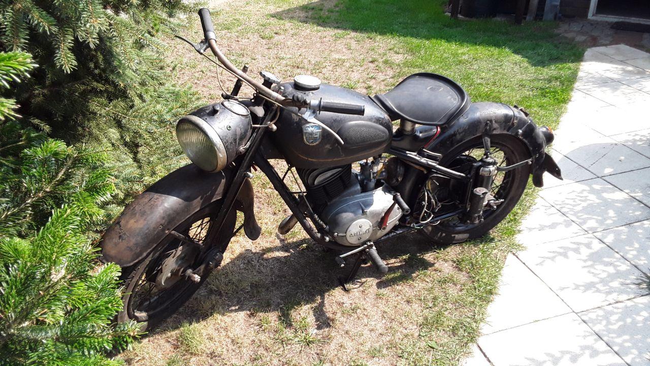 Adler M2011